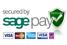 We take various card payments